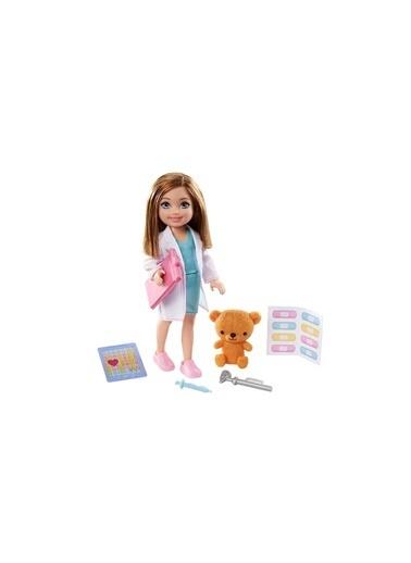 Barbie Gtn86 Chelsea® Meslekleri Öğreniyor Renkli